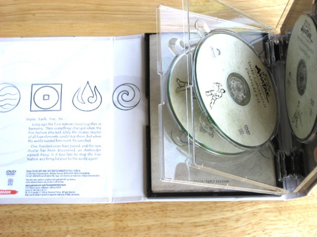 Avatar Special Edition DVD Set