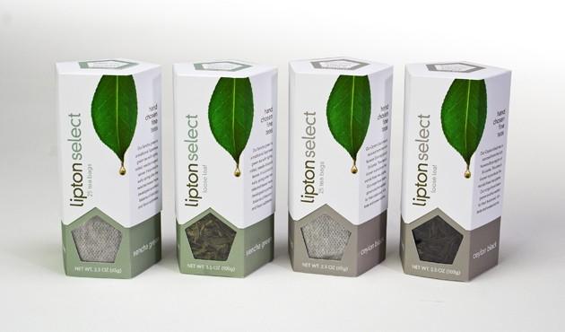 Lipton Select Tea