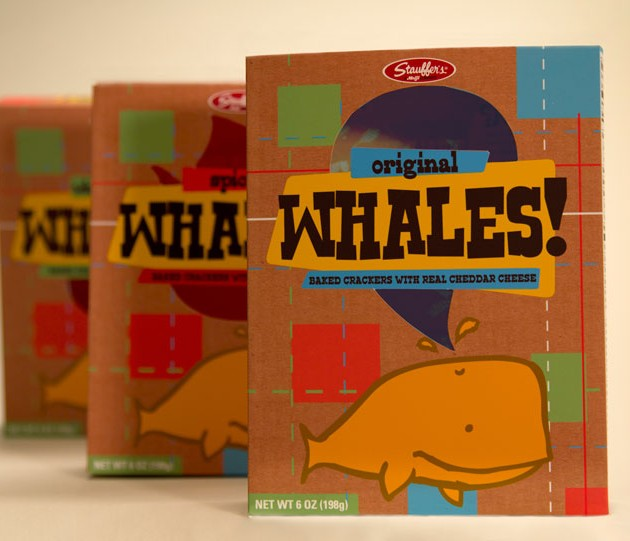 Whales!