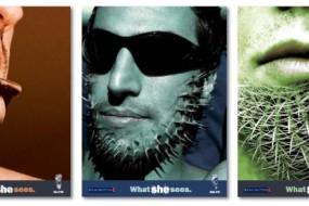 Remington Shavers Ad Campaign
