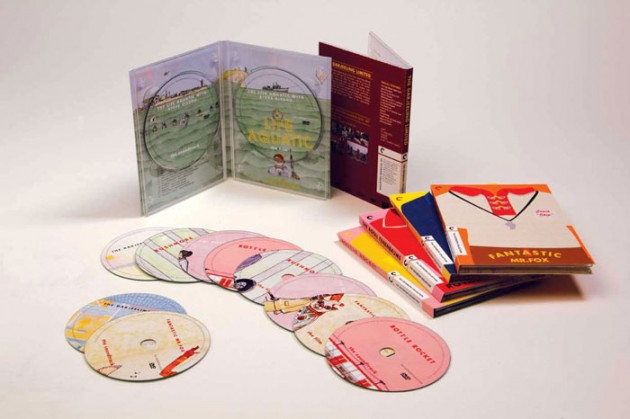 Wes Anderson Special Edition DVD