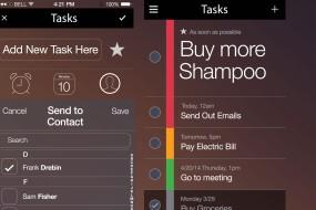 Tasker Application UI/UX